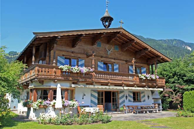Gediegenes Landhaus in Villengegend mit Freizeitwohnsitzwidmung