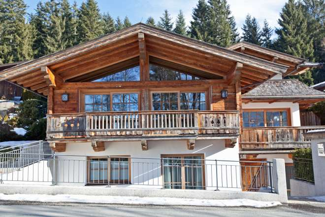 """Chalet Tirol"" - new built house near golf course - top 1"