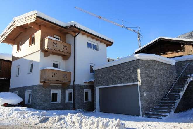 Neues Haus mit Gästeapartment in Schilift-Nähe