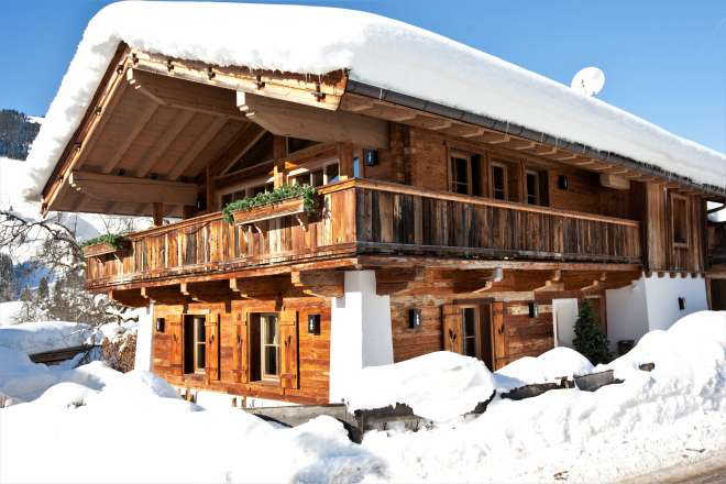 Charming chalet in an idyllic location