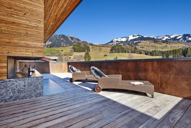 Exklusives Penthouse mit Panorama Terrasse