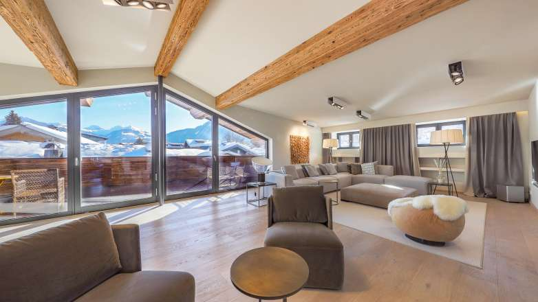 Penthouse in the centre of Kitzbuehel
