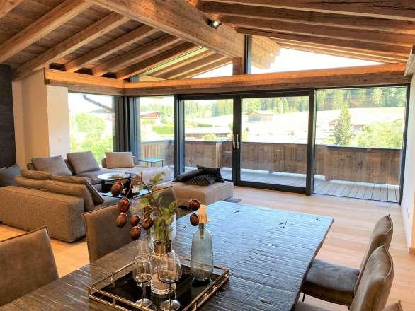 Exclusive panoramic apartments at the ski slope - Top 4