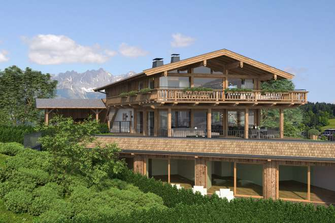 "Garden Living in den exklusiven ""Trinity Lodges 2.0"""
