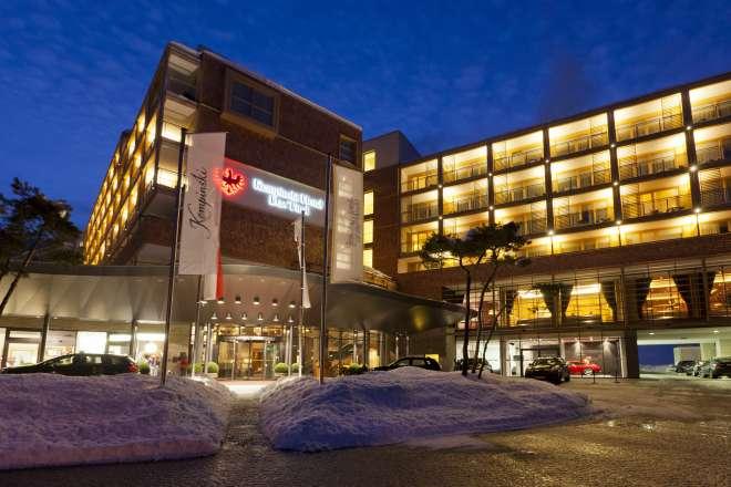 Rarität: Kempinski Hotel Das Tirol - Premium Suites