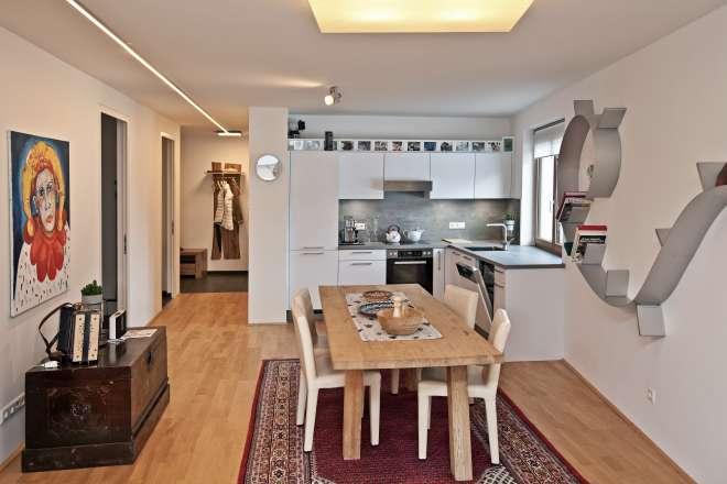 Apartment in neuer Wohnanlage mit Hornblick